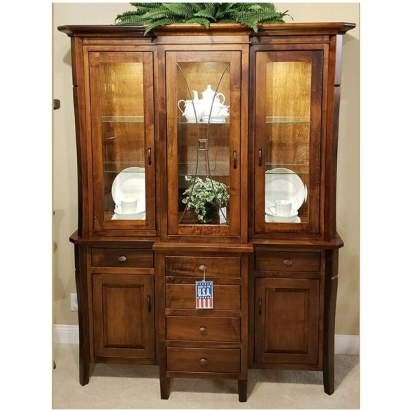 60in candise hutch