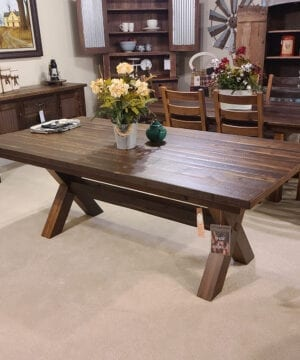 Buxton Reclaimed Oak Table