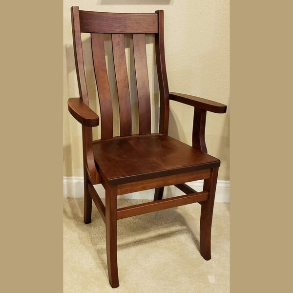Carey Side chair antique cherry