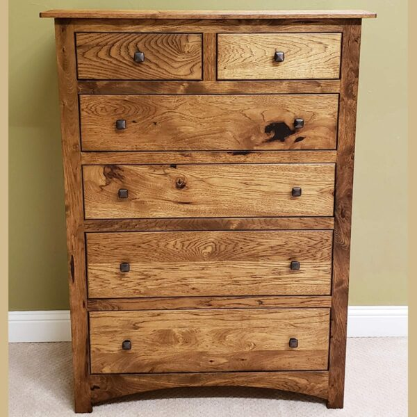 Finland Hickory chest 14946