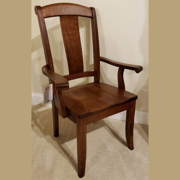 Master Arm Chair. QSWO 385