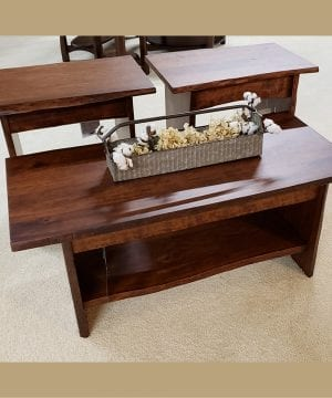 Northwest Cherry Occasional Table Collection