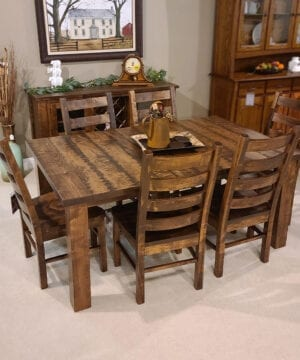 Orland Park Brown Maple Collection