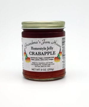 Crabapple Homestyle Jelly - 9 Oz