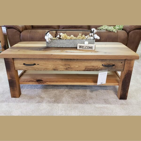 heavy mission coffee table 15533