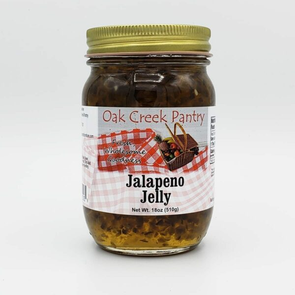 Jalapeno Jelly 18 Oz.
