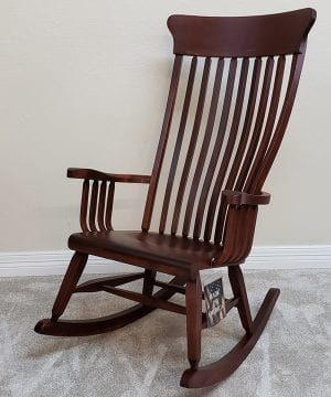 old south rocking chair