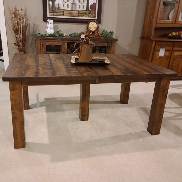 Orland Park Brown Maple Table