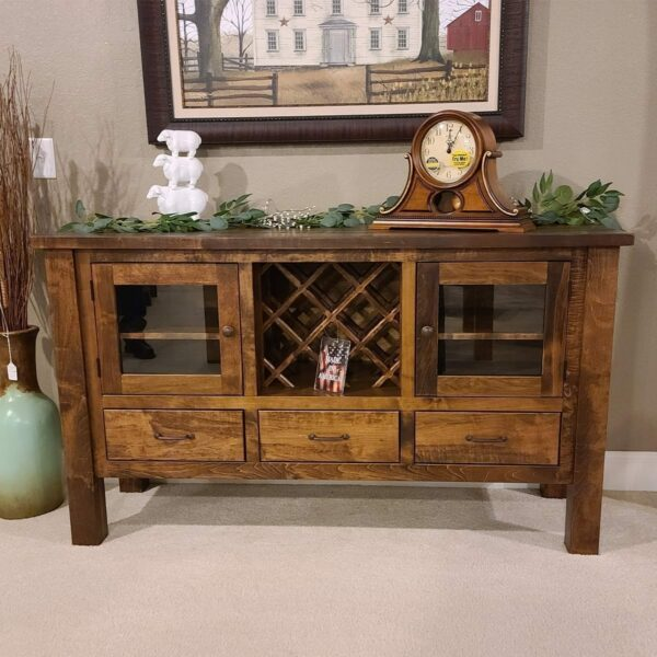 Orland Park Brown Maple Server