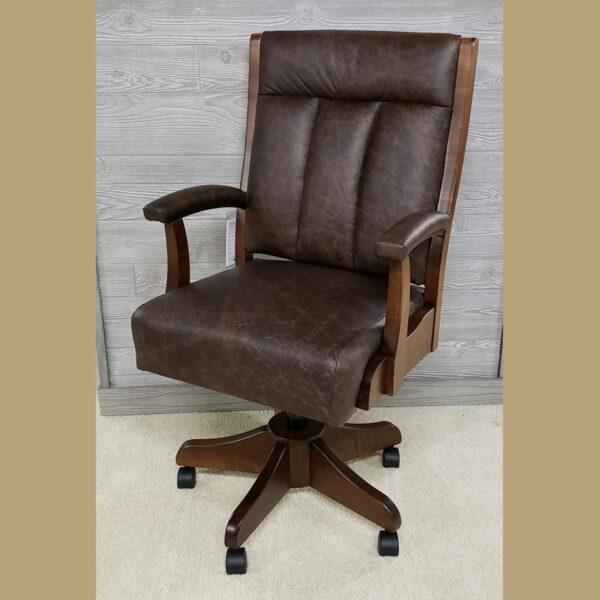 roxbury arm desk chair 14034